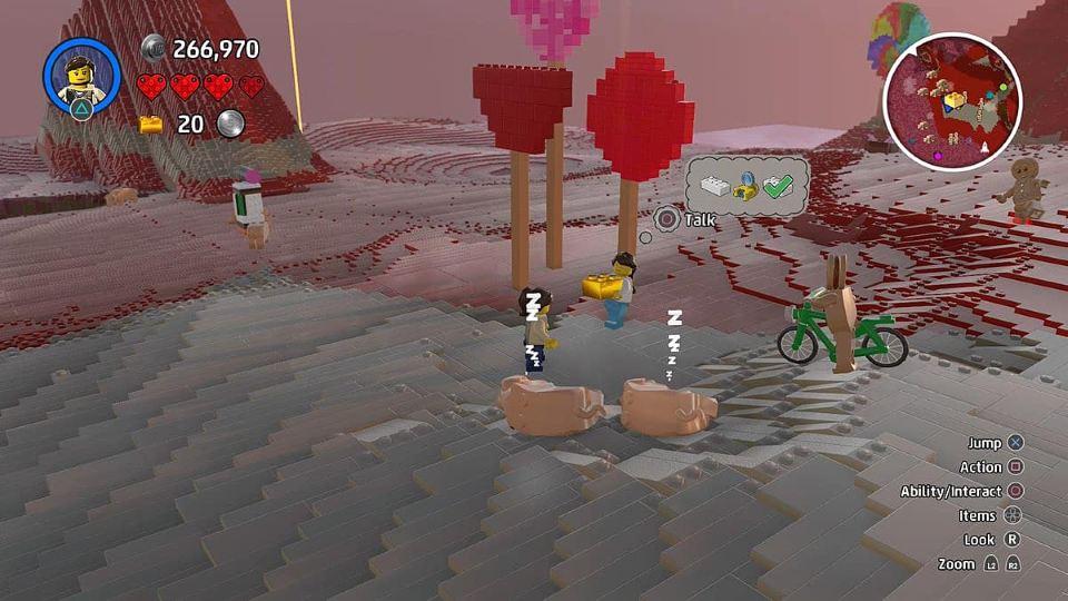 LEGO Worlds скриншоты