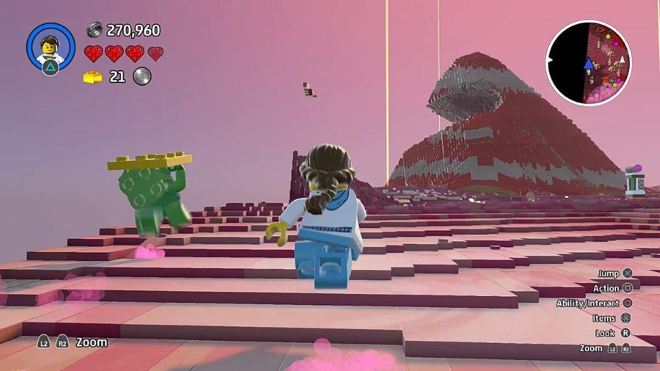 LEGO Worlds скрин
