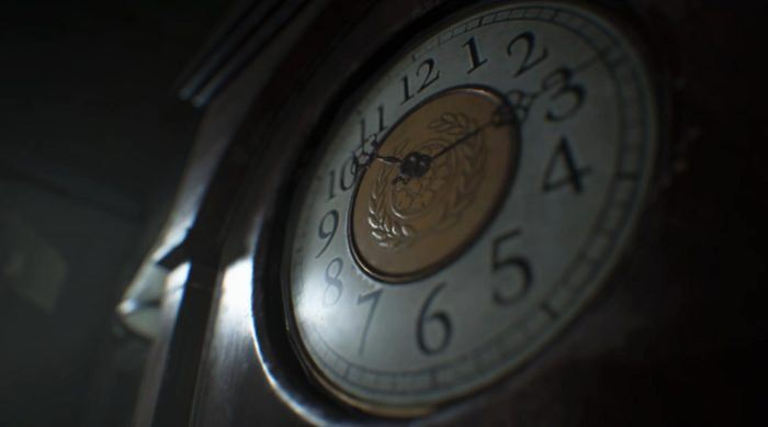 resident evil 7 часы