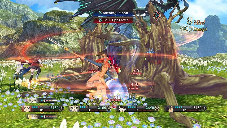 Tales of Berseria скриншоты