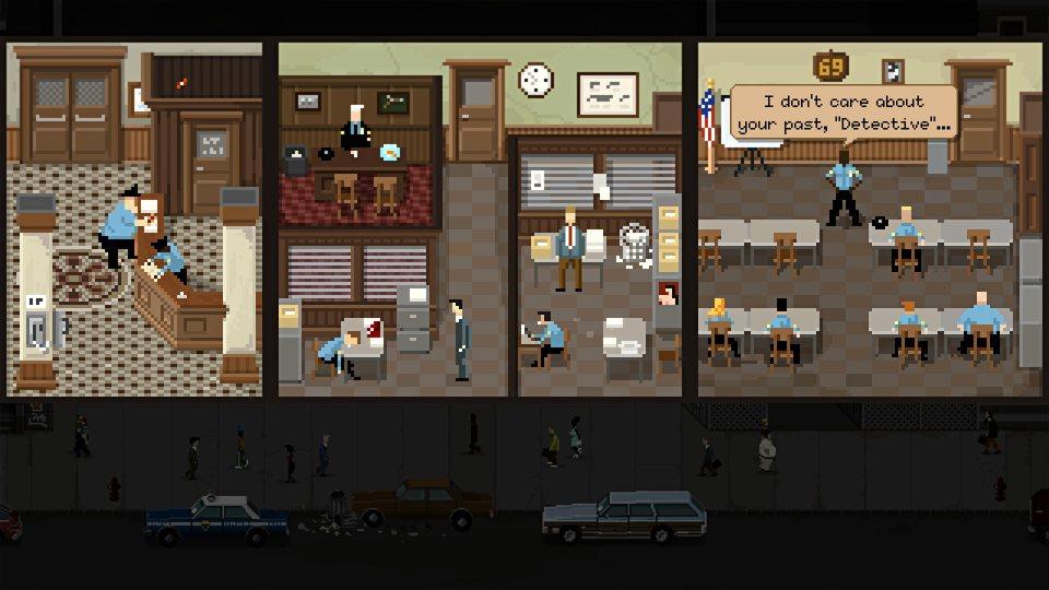 Beat Cop скриншот