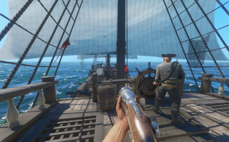 Blackwake обзор
