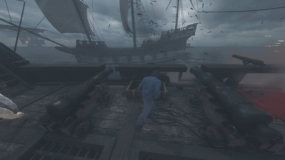 Blackwake графика