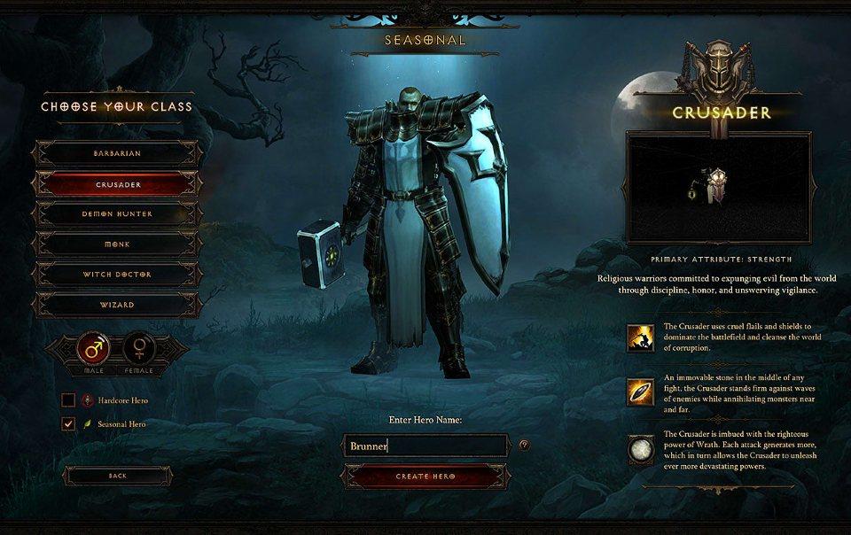 Diablo III Season 10 скриншот