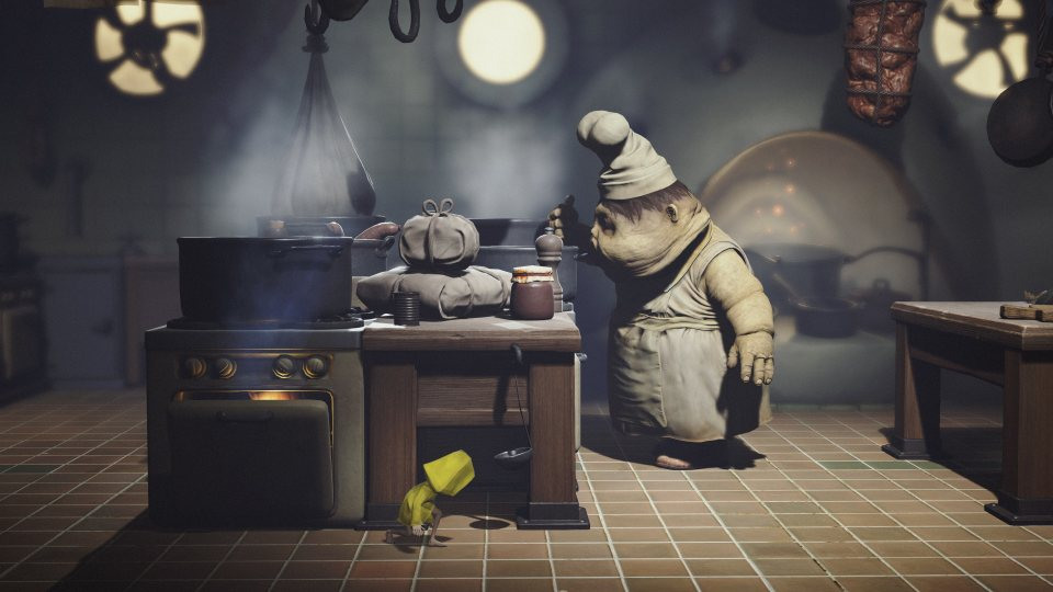 Little Nightmares сюжет