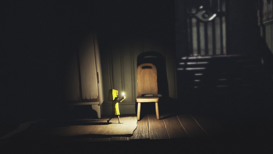 Little Nightmares геймплей