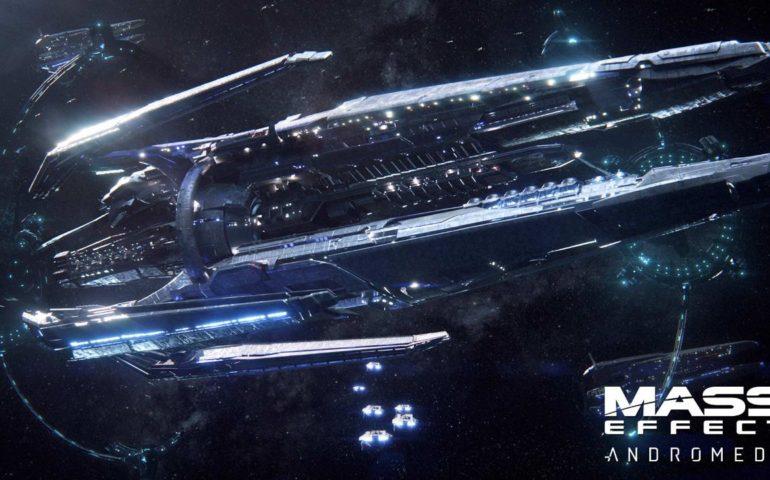 Гайд Mass Effect Andromeda