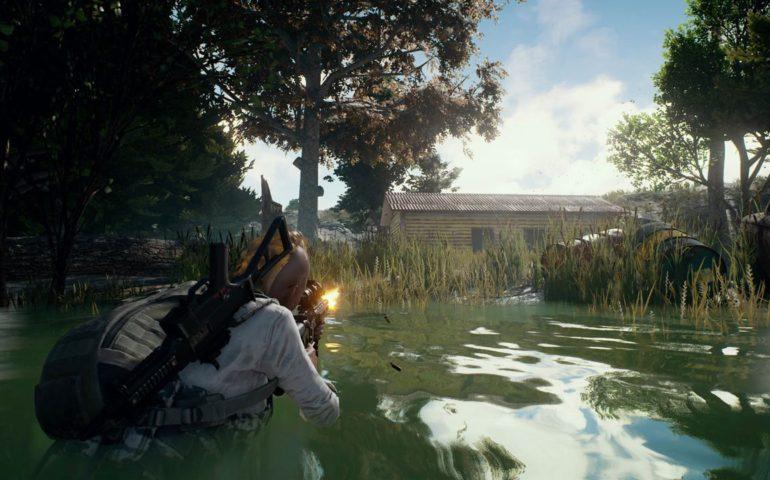 PlayerUnknowns Battlegrounds обзор