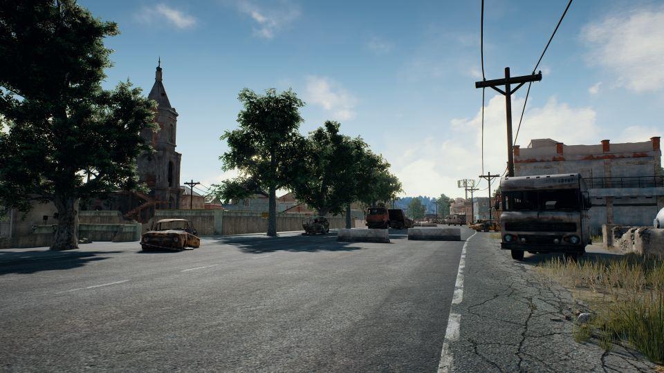 PlayerUnknown's Battlegrounds скриншоты