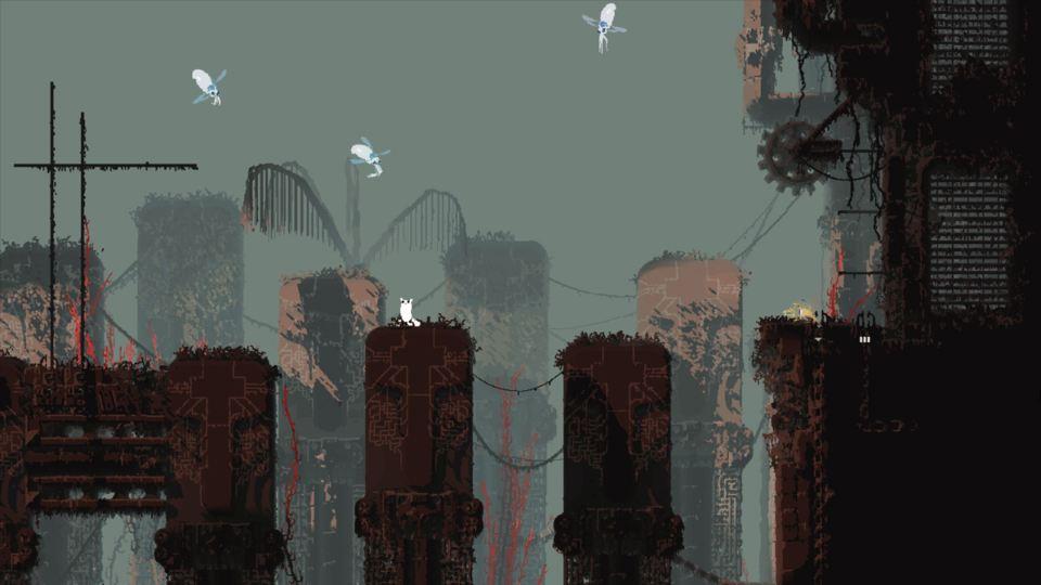 Rain World скриншот