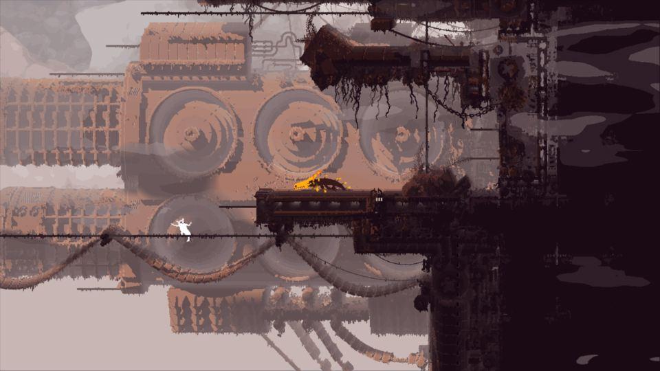 Rain World скриншоты
