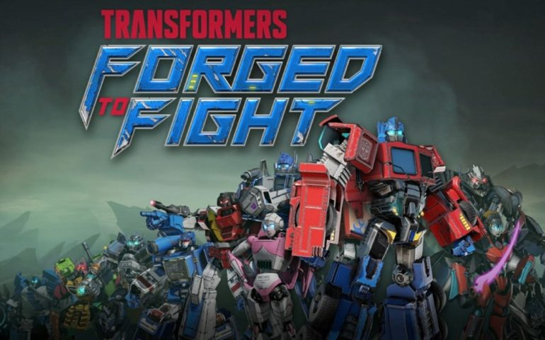 Transformers: Forged to Fight гайд