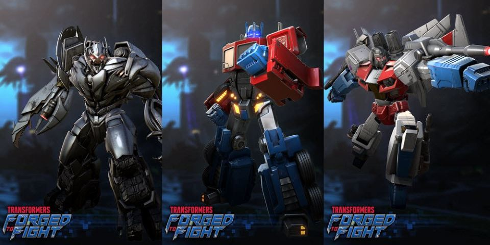 Transformers: Forged to Fight подсказки