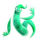 Зеленый Ghost Writer