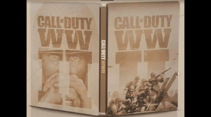 Call of Duty: WW2 скрин