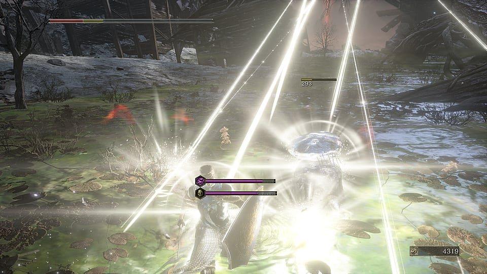 Dark Souls 3 ангел