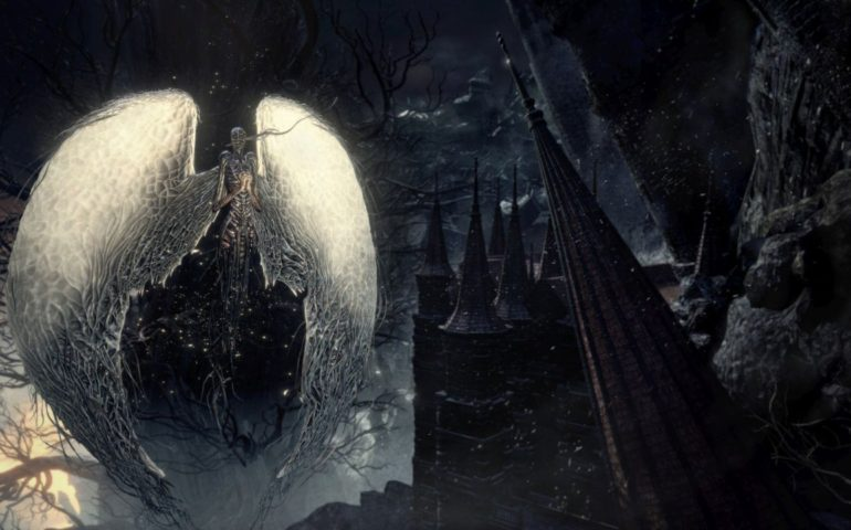 Как победить ангелов Dark Souls 3: The Ringed City