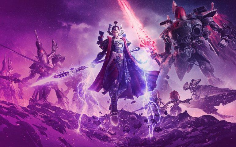 Dawn of War 3 обзор