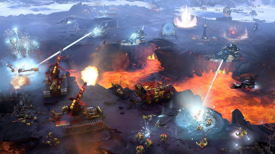 Dawn of War 3 системные требования
