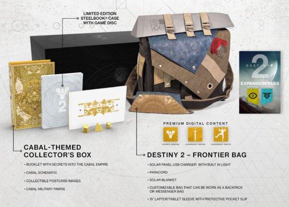 Destiny 2 коллекционное издание