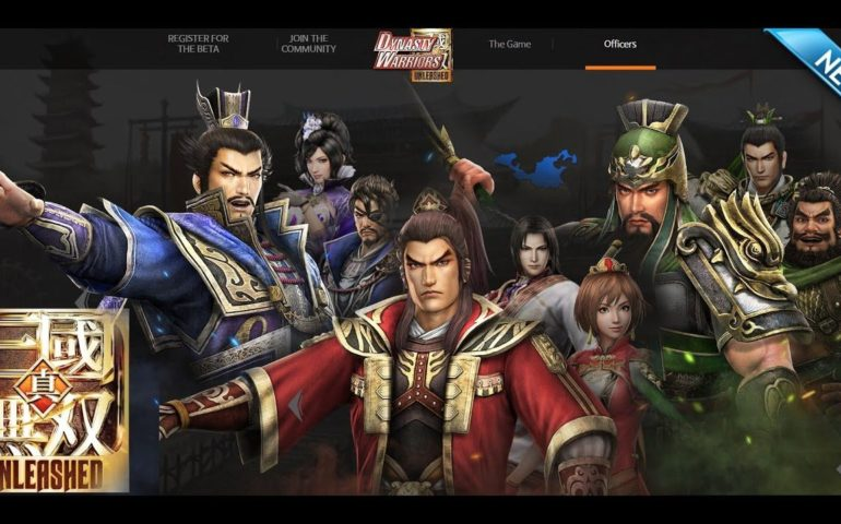 Dynasty Warriors: Unleashed советы