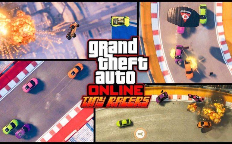 Tiny Racers для GTA Online