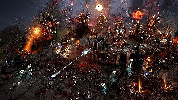 Dawn of War III – как победить танки Whirlwind