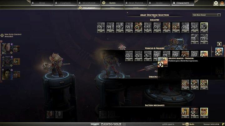 Dawn of War 3 гайд