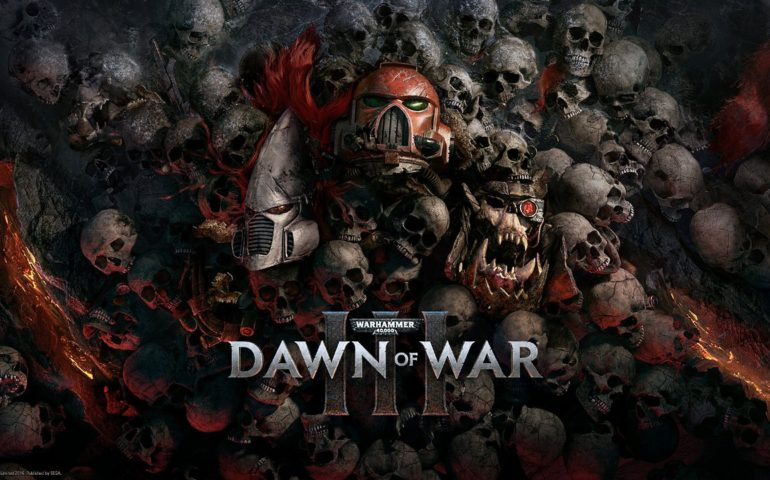 Dawn of War 3 советы