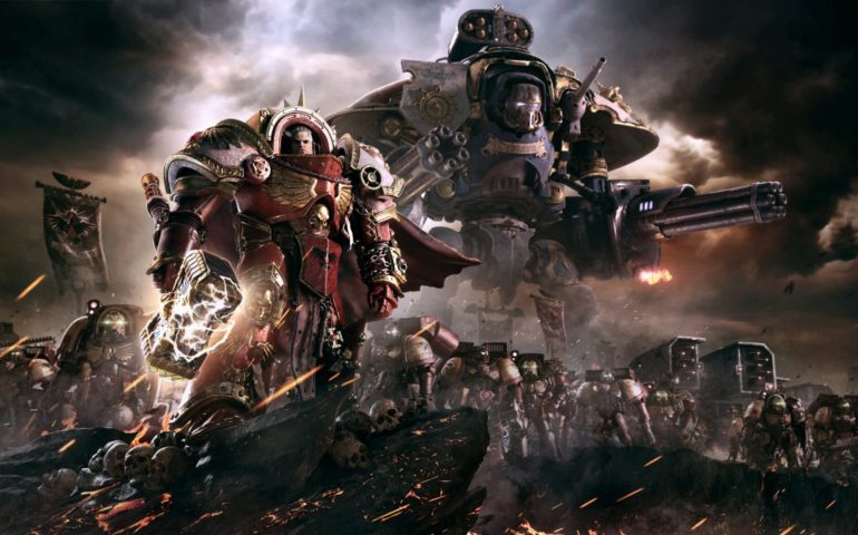 Dawn of War 3 скрин