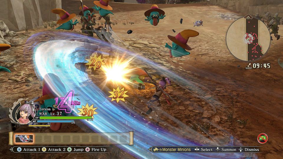 Dragon Quest Heroes 2 мудрец
