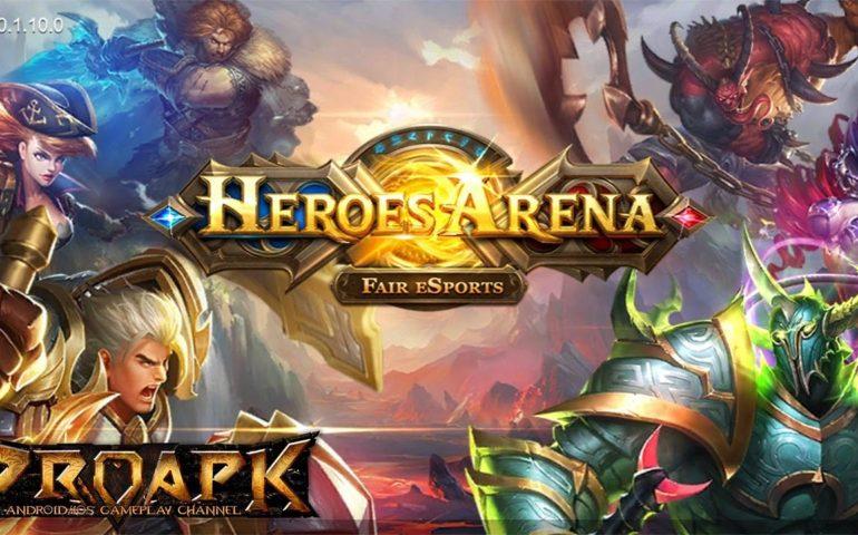 Heroes Arena гайд