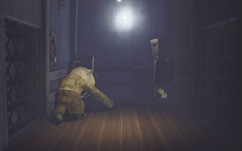 Little Nightmares прохождение