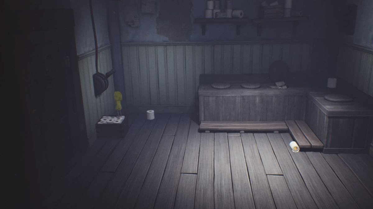 Little Nightmares The Prison