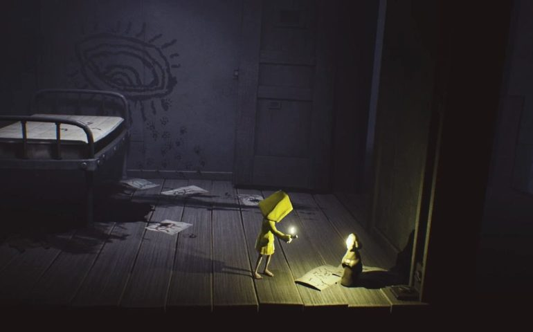 Little Nightmares гайд