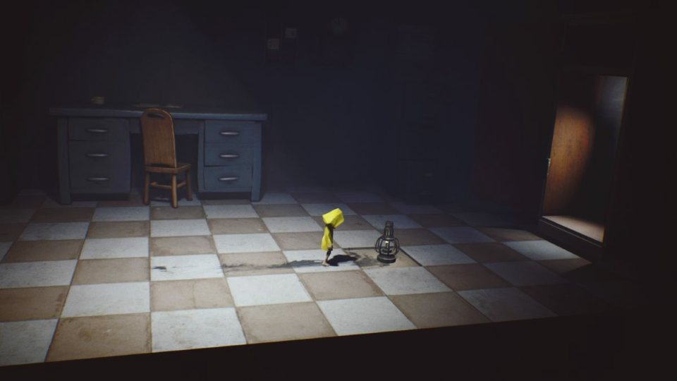 Little Nightmares прохождение второго уровня