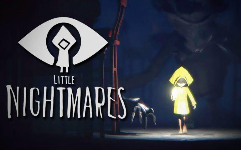 Little Nightmares прохождение The Lair