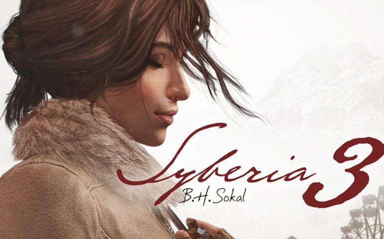 Syberia 3 сюжет