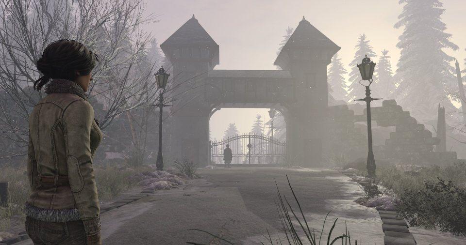 Syberia 3 скриншоты