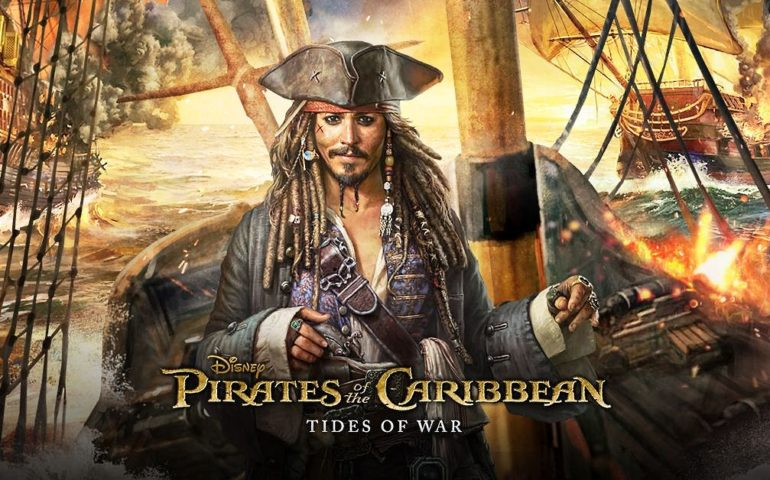 Pirates of the Caribbean: Tides of War советы