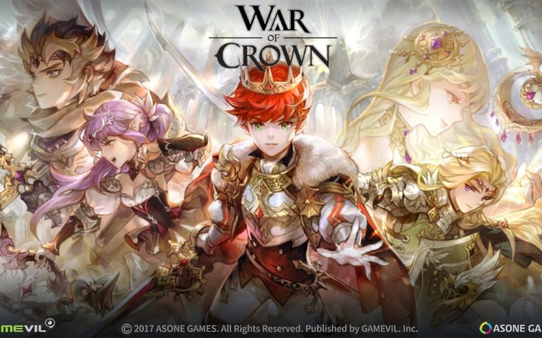 War of Crown читы
