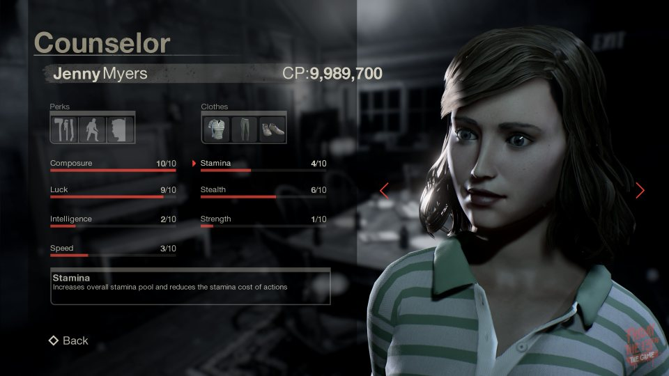 Friday the 13th The Game Майерс