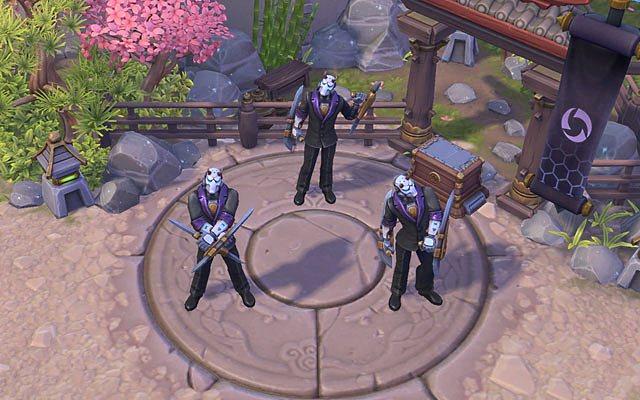 Heroes of the Storm 2.0 боевое снаряжение