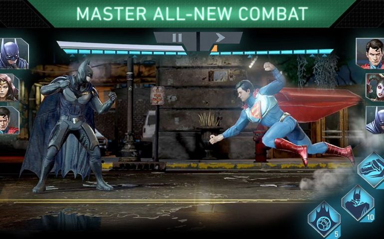 Читы Injustice 2 Mobile