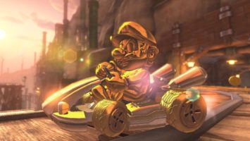 Гайд Mario Kart 8 Deluxe