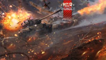 War Thunder art новости