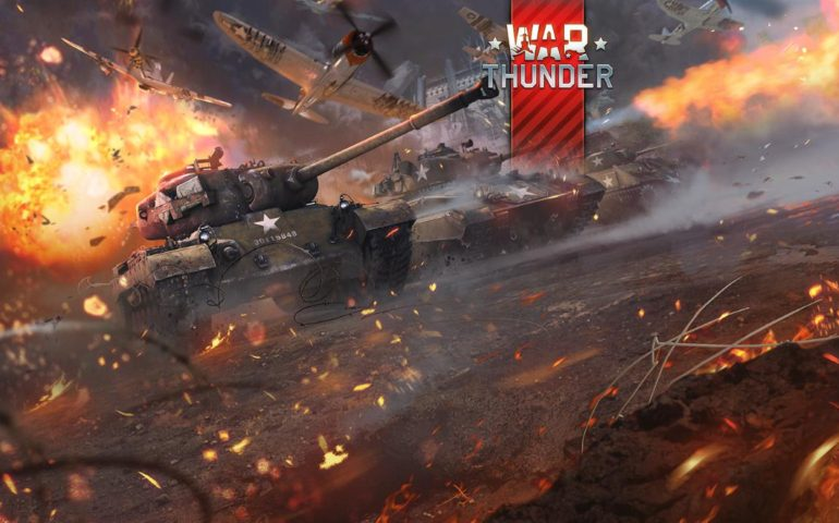 War Thunder art новости
