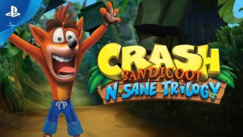 Crash Bandicoot DLC