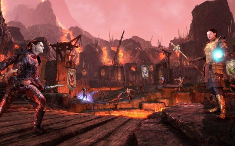 Elder Scrolls Online: Morrowind гайд