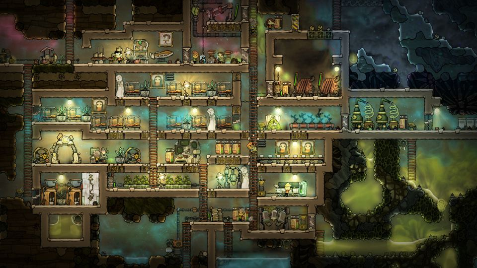 советы Oxygen Not Included